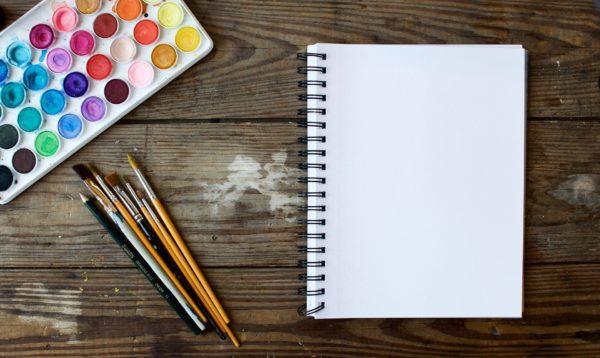 Table d'artiste